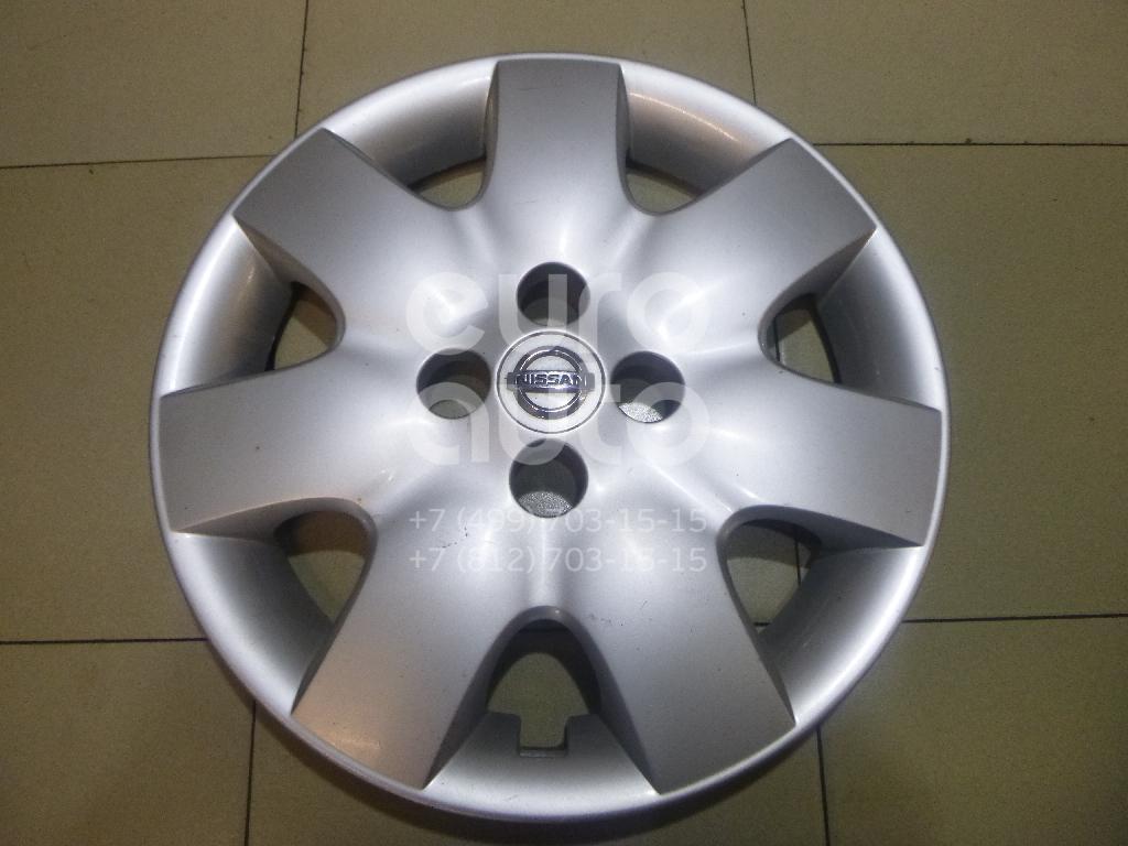 Купить Колпак декоративный Nissan Micra (K12E) 2002-2010; (40315AX700)