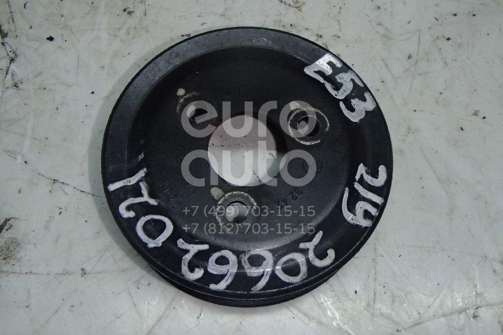 Купить Шкив насоса гидроусилителя BMW X5 E53 2000-2007; (32421437990)