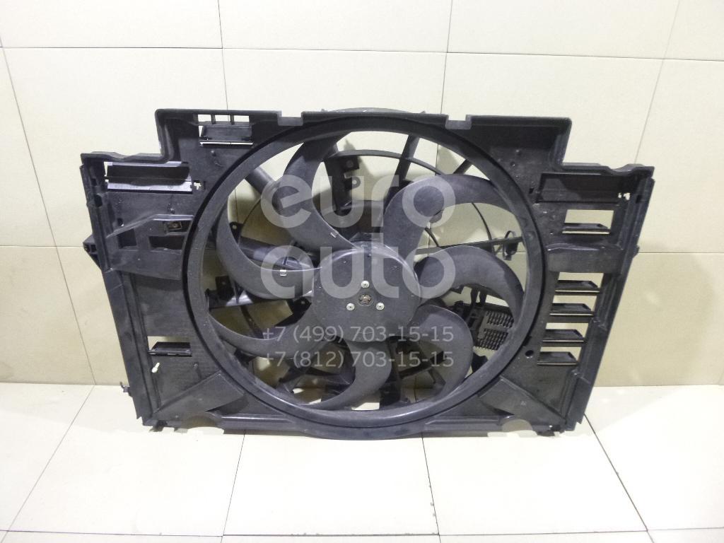 Купить Вентилятор радиатора Jaguar XE 2015-; (T2H1831)