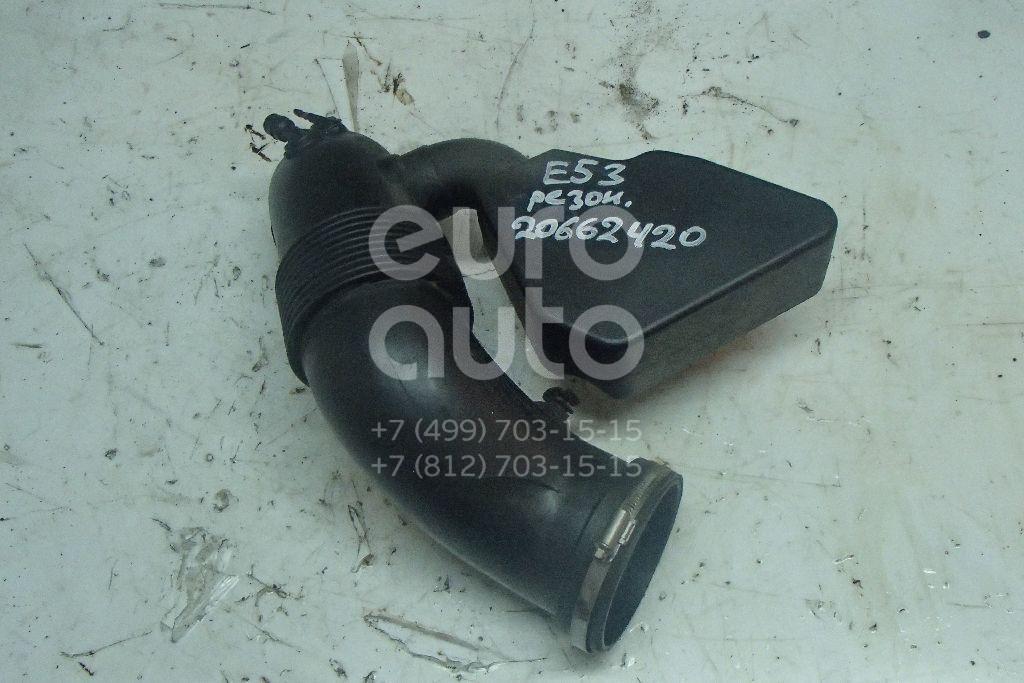 Купить Резонатор воздушного фильтра BMW X5 E53 2000-2007; (13717503375)