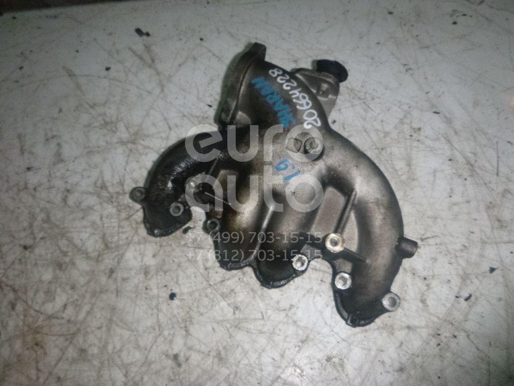 Купить Коллектор впускной VW Sharan 2000-2004; (038129713AG)
