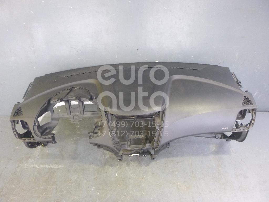 Купить Торпедо Hyundai Solaris 2010-2017; (847104L600RY)