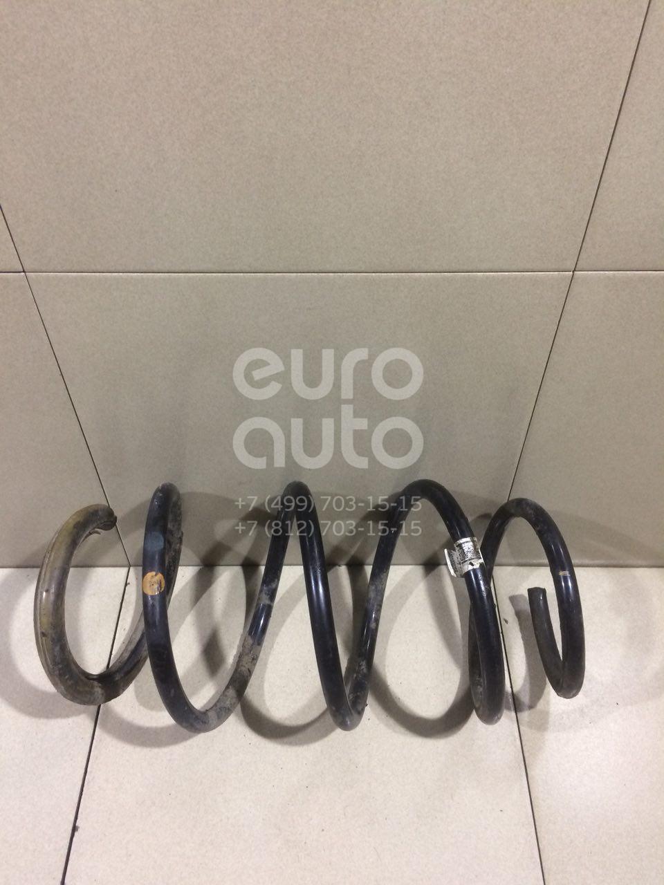 Купить Пружина передняя Renault Scenic III 2009-2015; (540100028R)