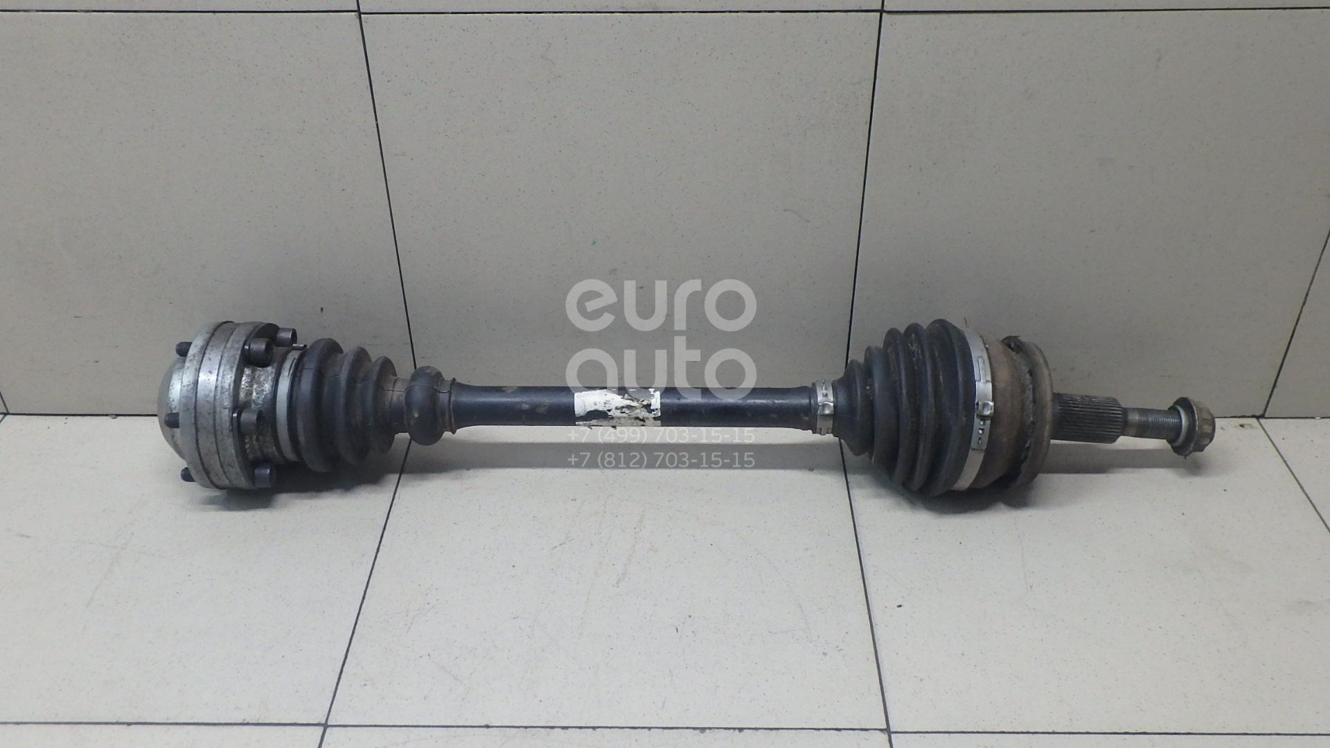 Купить Полуось передняя левая VW Transporter T5 2003-2015; (7E0407271N)