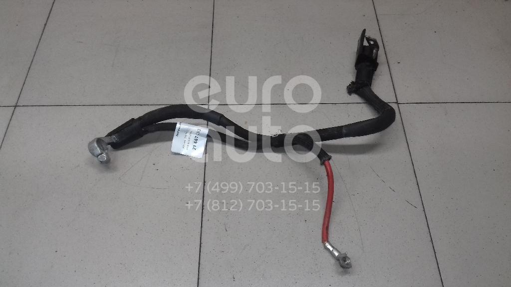 Купить Клемма аккумулятора плюс VW Jetta 2011-; (5C0971228N)