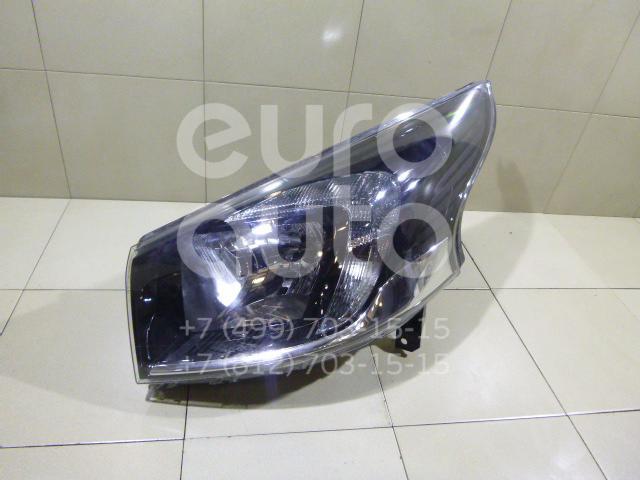 Купить Фара левая Renault Trafic 2014-; (260609758R)