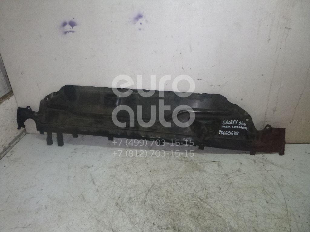 Купить Решетка стеклооч. (планка под лобовое стекло) Ford Galaxy 2006-2015; (1702523)