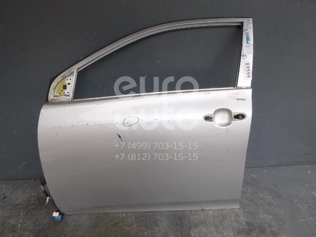 Дверь передняя левая Toyota Corolla E15 2006-2013; (6700212A30)  - купить со скидкой