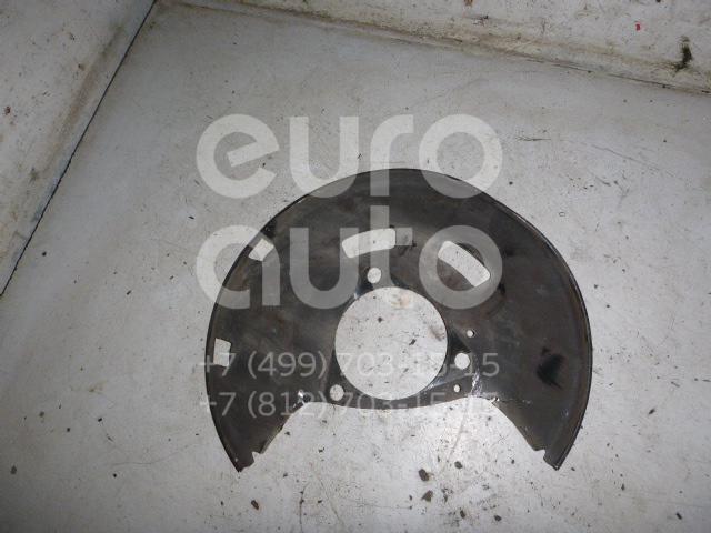 Купить Пыльник тормозного диска Chevrolet Cruze 2009-2016; (13324457)
