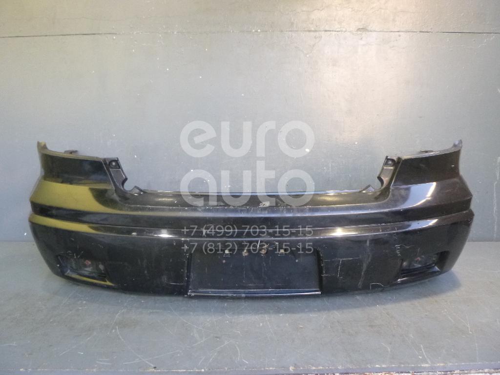 Купить Бампер задний Mitsubishi Outlander (CU) 2001-2008; (MN181429XB)
