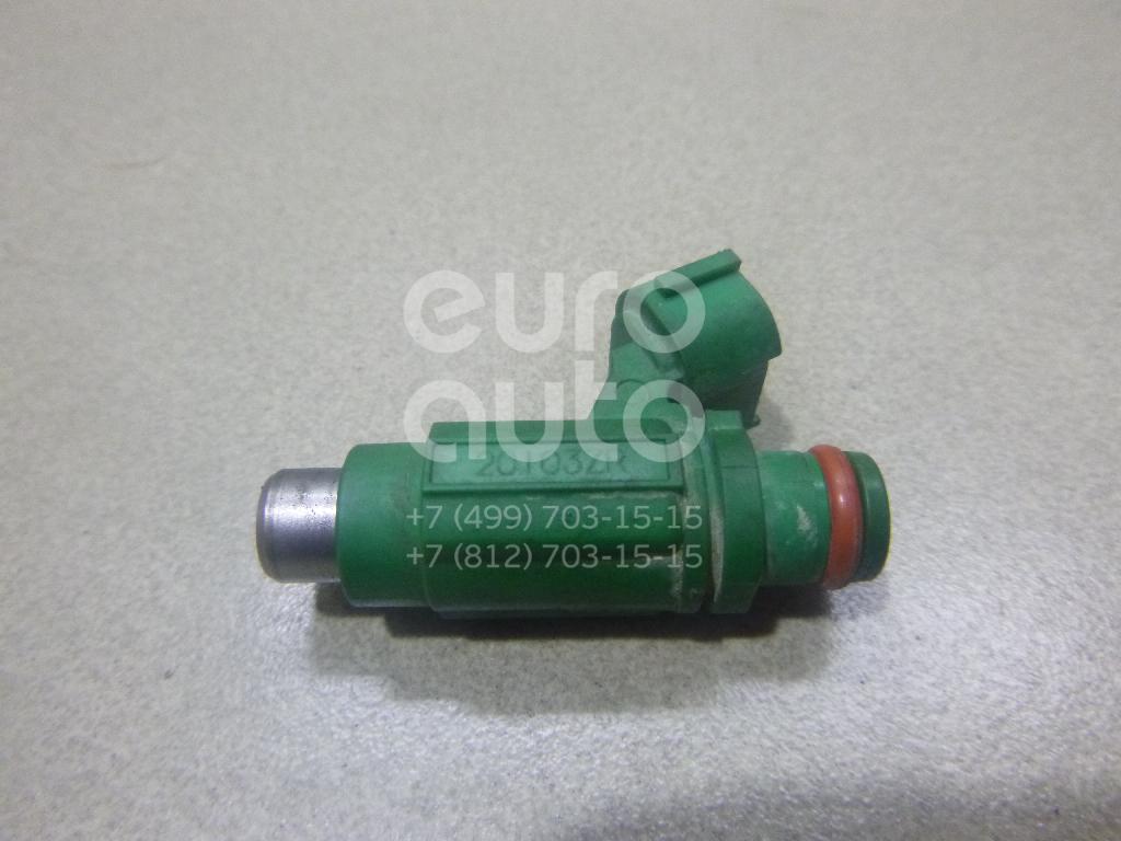 Купить Форсунка инжекторная электрическая Mitsubishi Outlander (CU) 2001-2008; (MR988406)