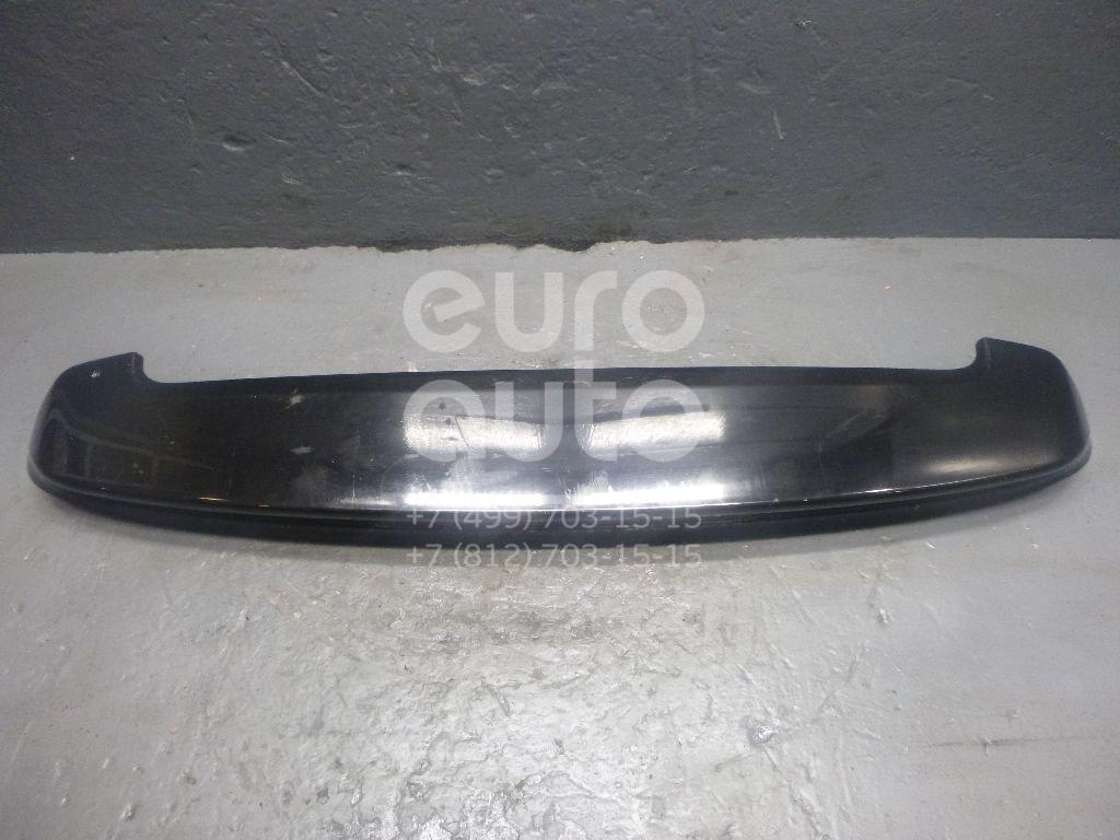Купить Спойлер (дефлектор) багажника Mitsubishi Outlander (CU) 2001-2008; (MR629744)