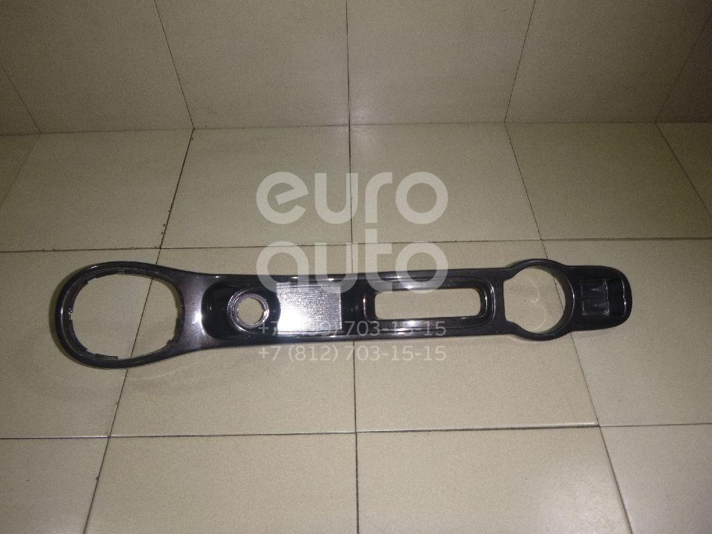 Накладка декоративная Renault Duster 2012-; (969180012R)