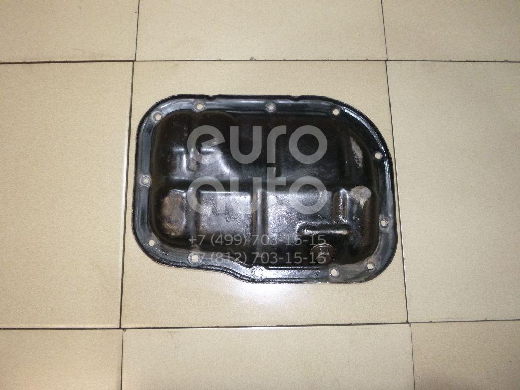 Купить Поддон масляный двигателя Toyota Corolla E15 2006-2013; (1210237010)