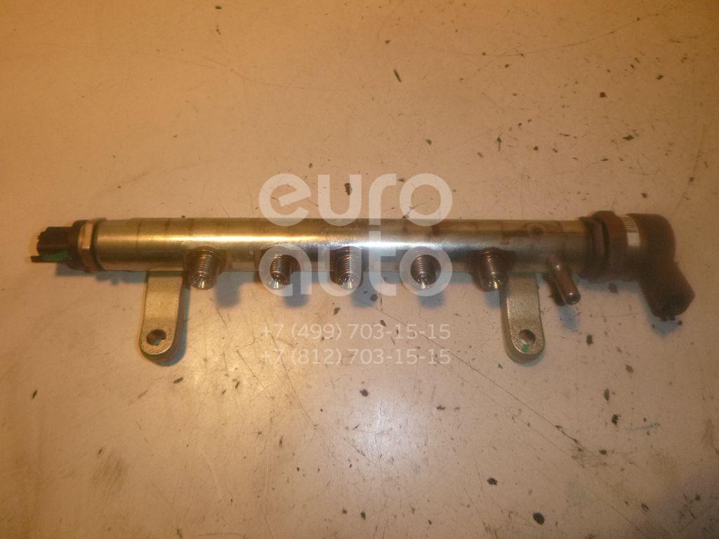 Купить Рейка топливная (рампа) Land Rover Range Rover Evoque 2011-; (LR022334)