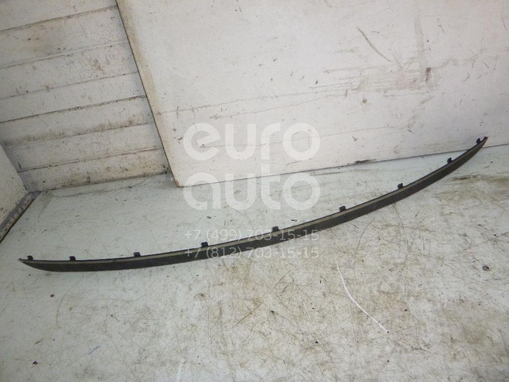 Купить Накладка заднего бампера Mercedes Benz W164 M-Klasse (ML) 2005-2011; (1648800624)