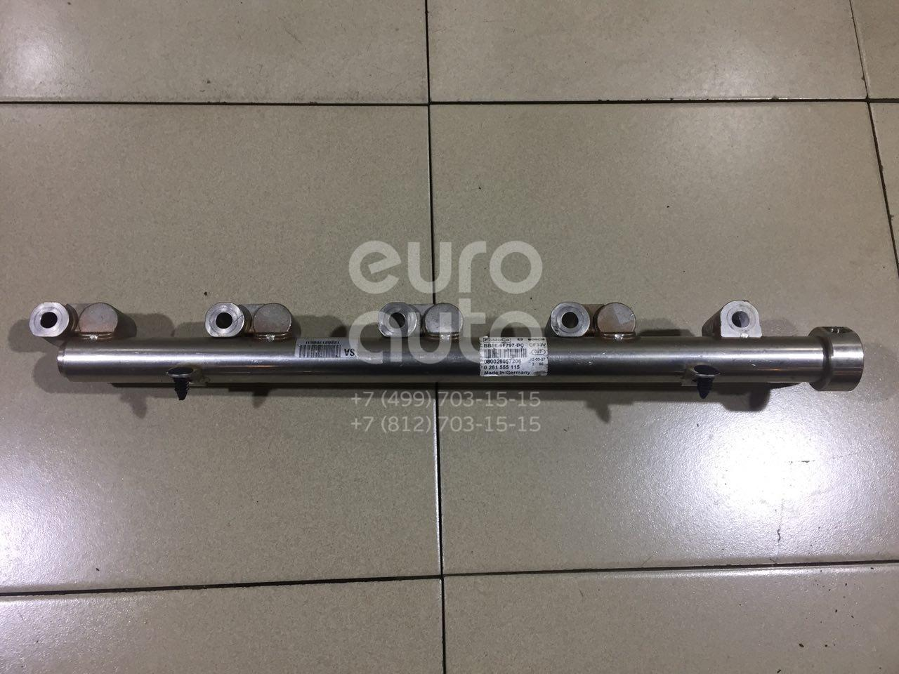 Купить Рейка топливная (рампа) Land Rover Range Rover Evoque 2011-; (0261555115)