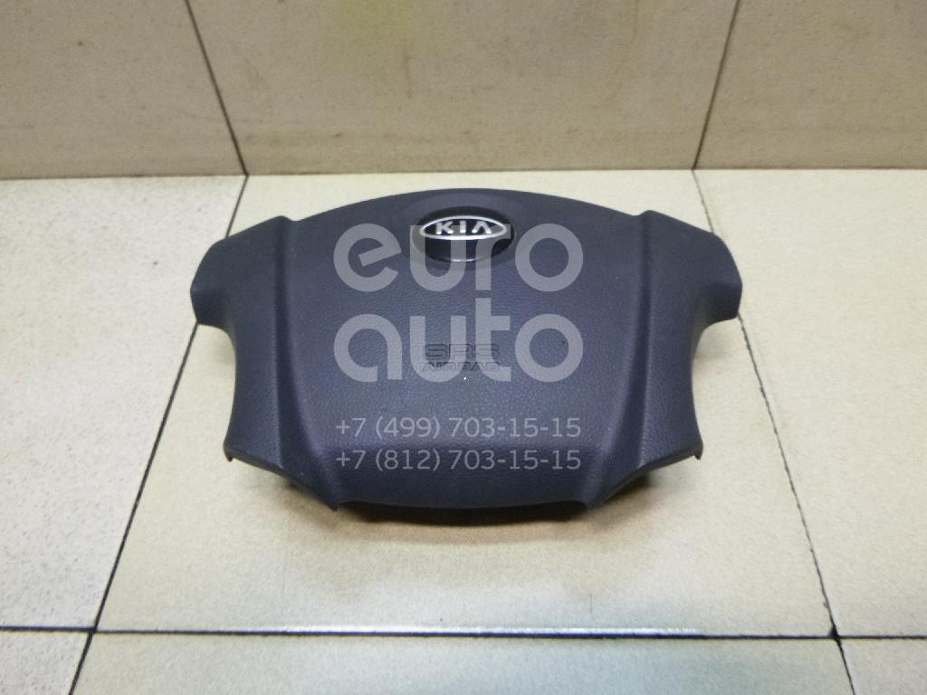 Купить Подушка безопасности в рулевое колесо Kia Sportage 2004-2010; (569001F200WK)