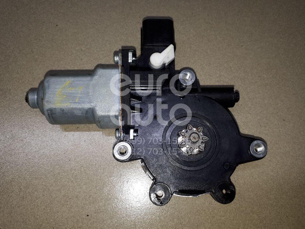 Моторчик стеклоподъемника Mitsubishi Outlander XL (CW) 2006-2012; (5713A090)  - купить со скидкой