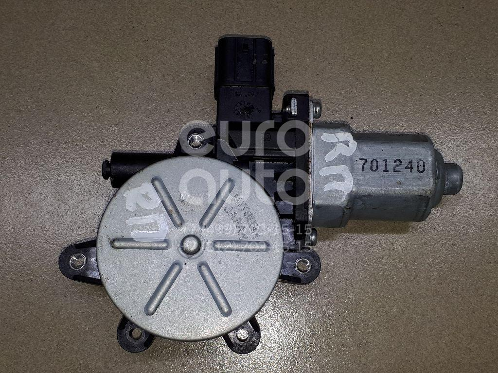 Купить Моторчик стеклоподъемника Mitsubishi Outlander XL (CW) 2006-2012; (5713A090)