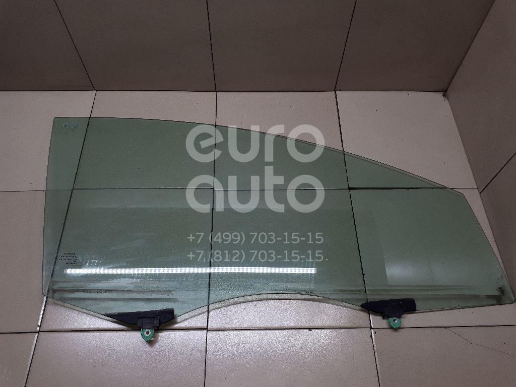 Стекло двери передней правой Toyota Venza 2009-; (681010T010)  - купить со скидкой