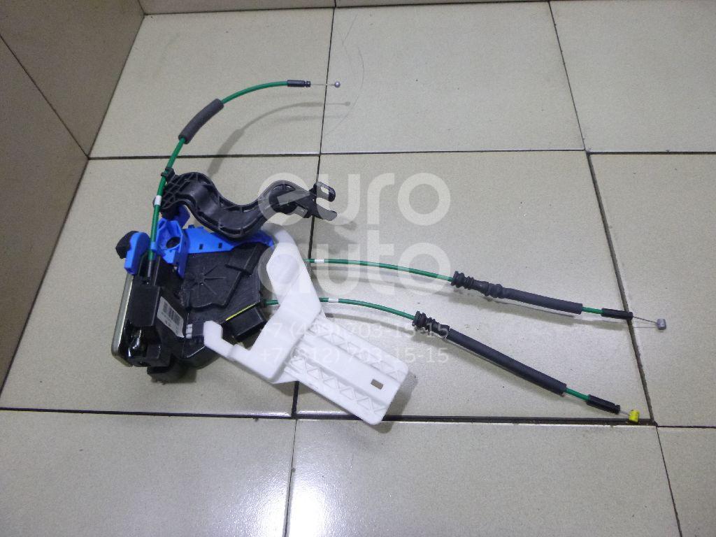 Купить Замок двери задней правой Hyundai i30 2012-; (81420A5100)