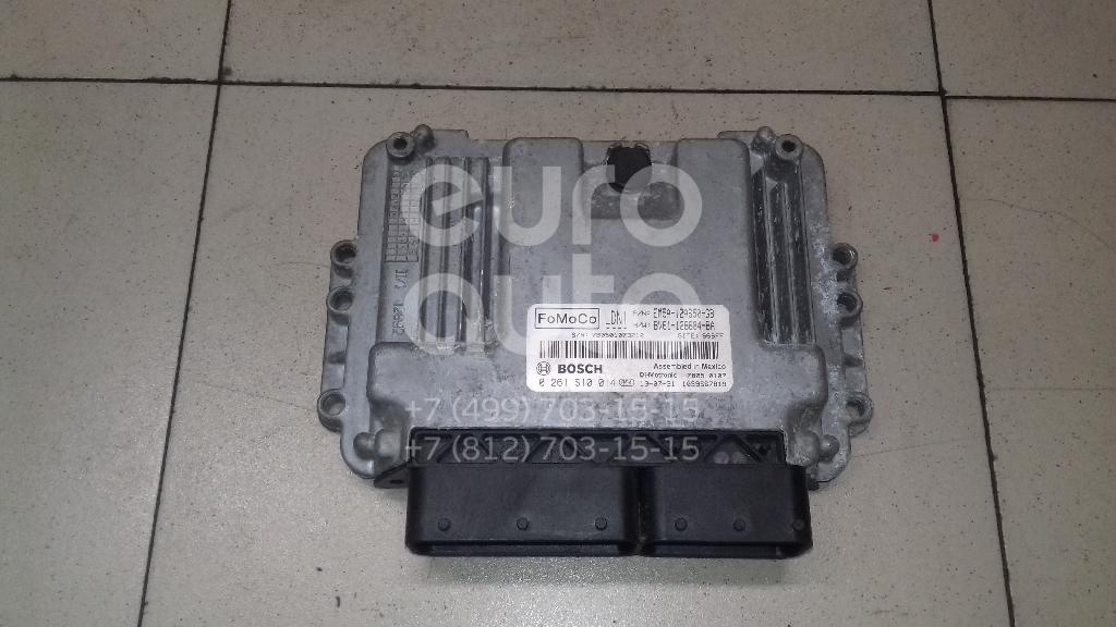 Купить Блок управления двигателем Ford Focus III 2011-; (BV6112B684BA)