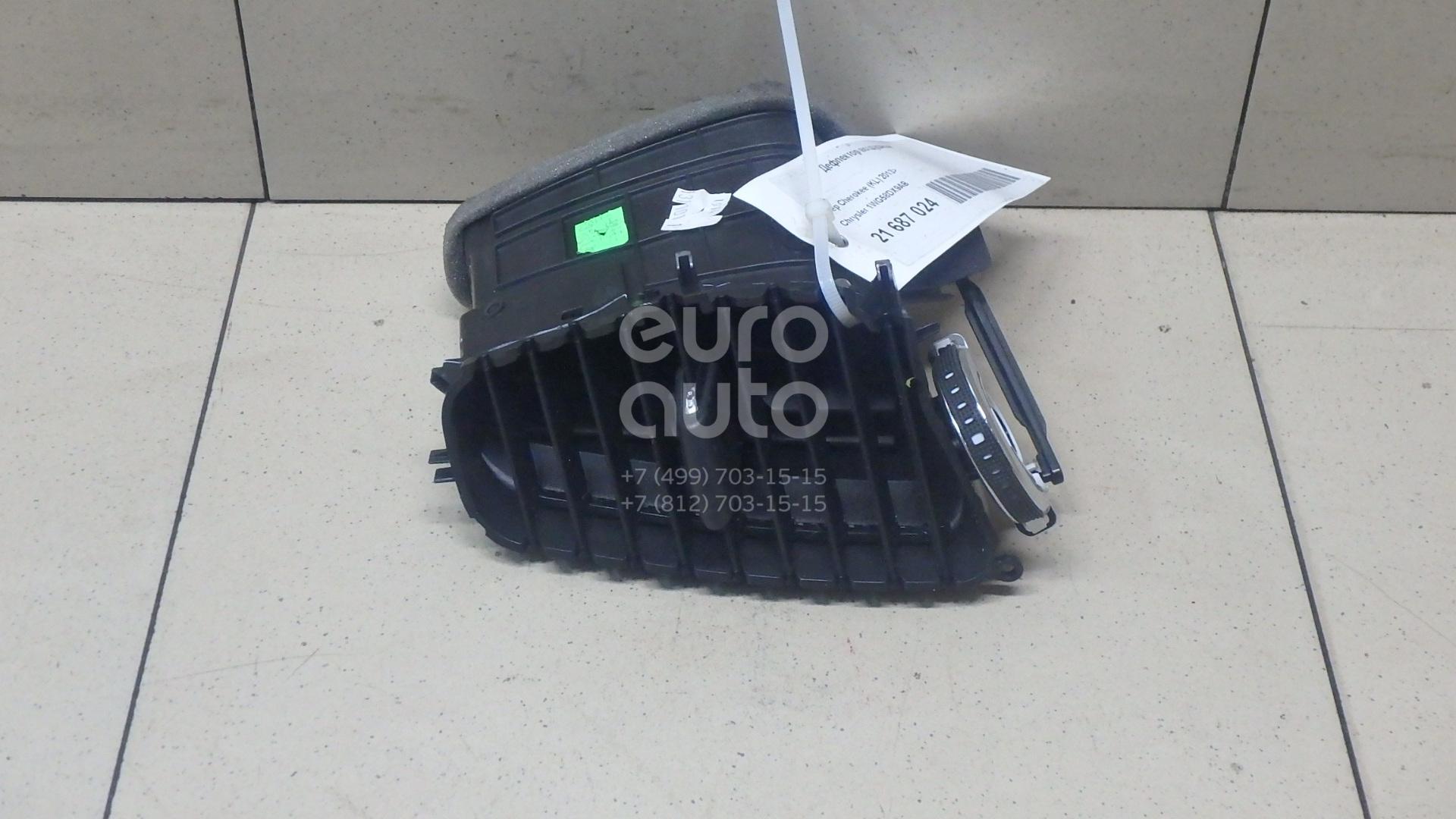 Купить Дефлектор воздушный Jeep Cherokee (KL) 2013-; (1WG58DX9AB)