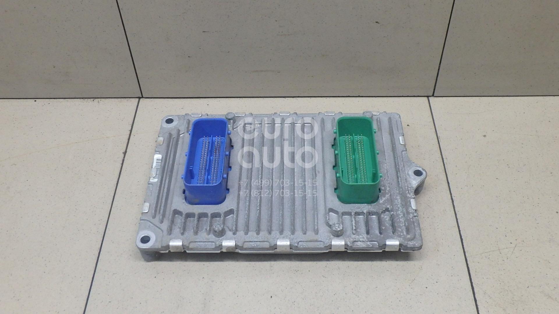 Блок управления двигателем Jeep Cherokee (KL) 2013-; (5150843AB)