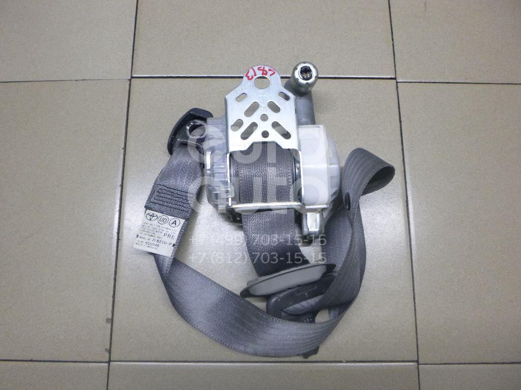 Купить Ремень безопасности с пиропатроном Toyota Prius 2003-2009; (7322047051B0)