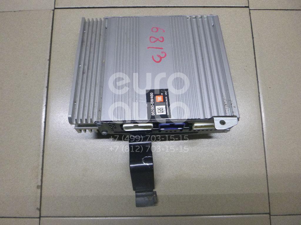 Купить Усилитель акустической системы Toyota Prius 2003-2009; (862800W460)