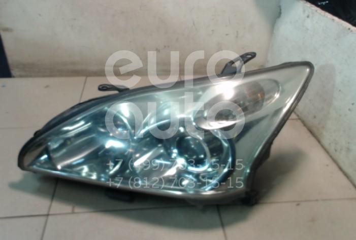 Купить Фара левая Lexus RX 300/330/350/400h 2003-2009; (8118548180)