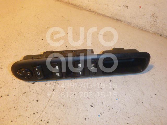 Купить Блок управления стеклоподъемниками Peugeot 5008 2009-; (6490X5)