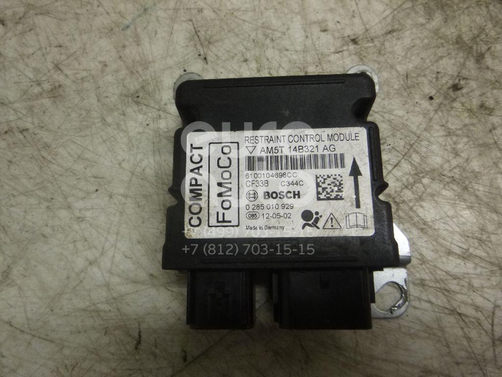 Купить Блок управления AIR BAG Ford C-MAX 2010-; (AM5T14B321AG)