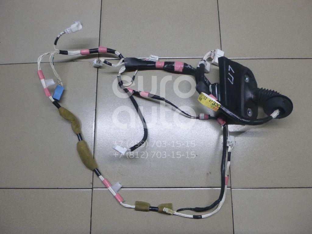 Купить Проводка (коса) Toyota Prius 2009-2015; (8215247330)