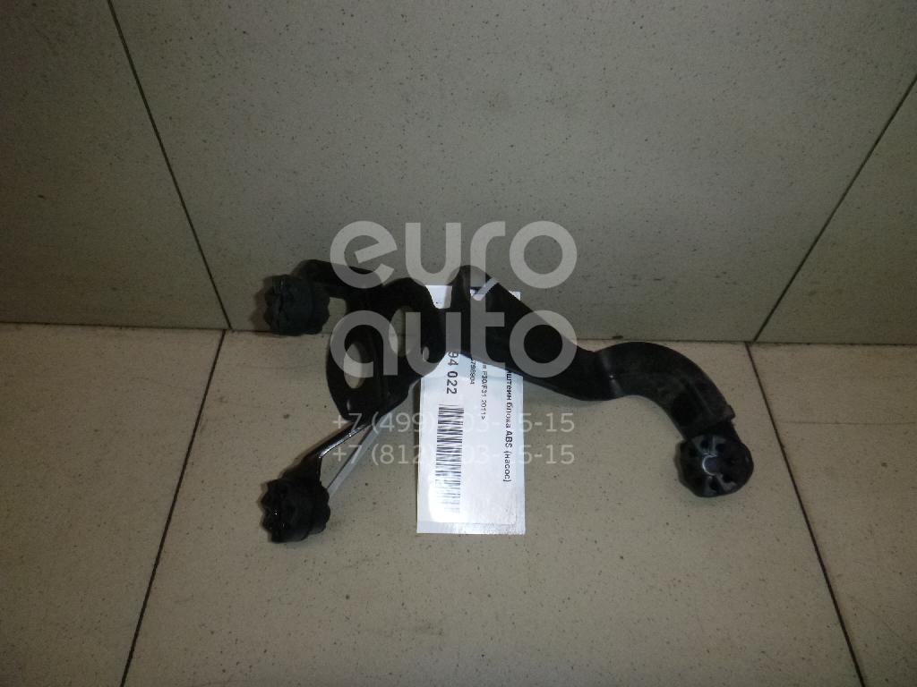 Купить Кронштейн блока ABS (насос) BMW 3-серия F30/F31 2011-; (34516798904)