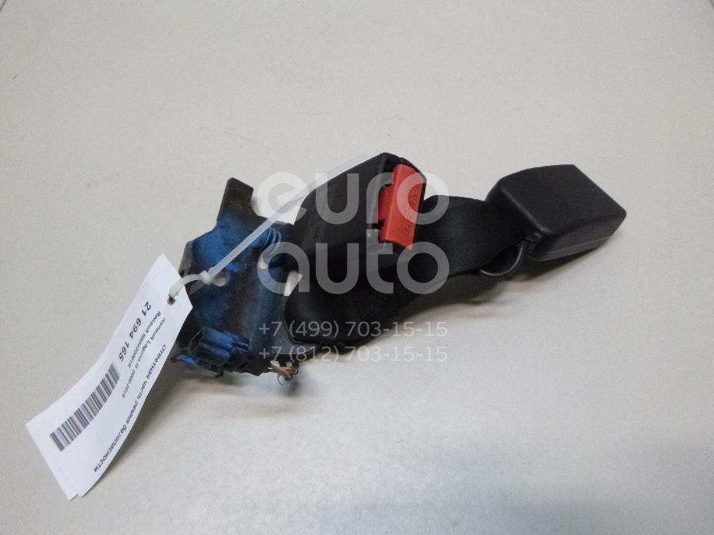 Купить Ответная часть ремня безопасности Renault Laguna III 2008-2015; (888420001R)