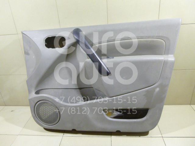Купить Обшивка двери передней правой Renault Kangoo 2008-; (809001861R)