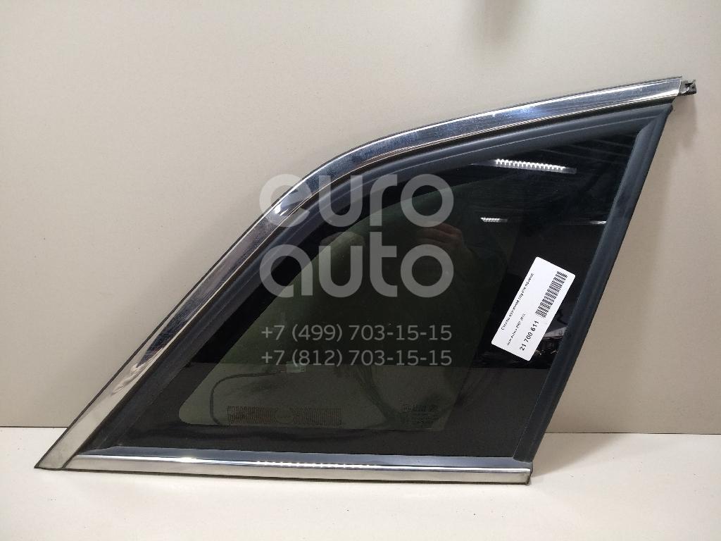 Купить Стекло кузовное глухое правое Opel Antara 2007-2015; (25960277)