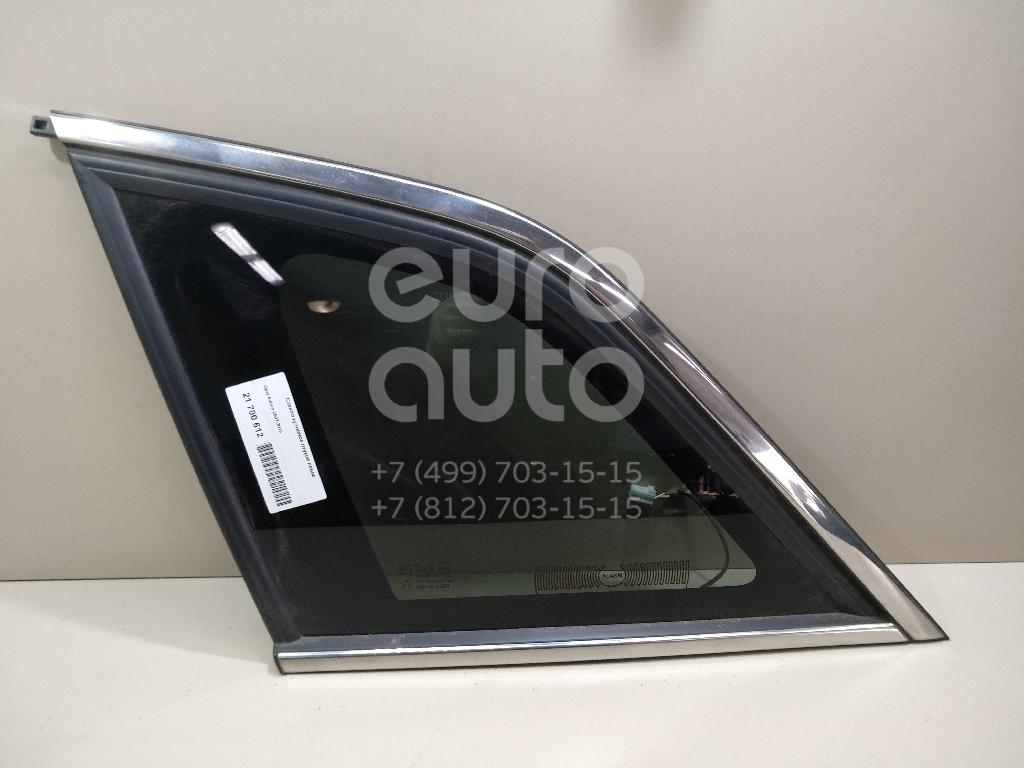 Купить Стекло кузовное глухое левое Opel Antara 2007-2015; (25960278)
