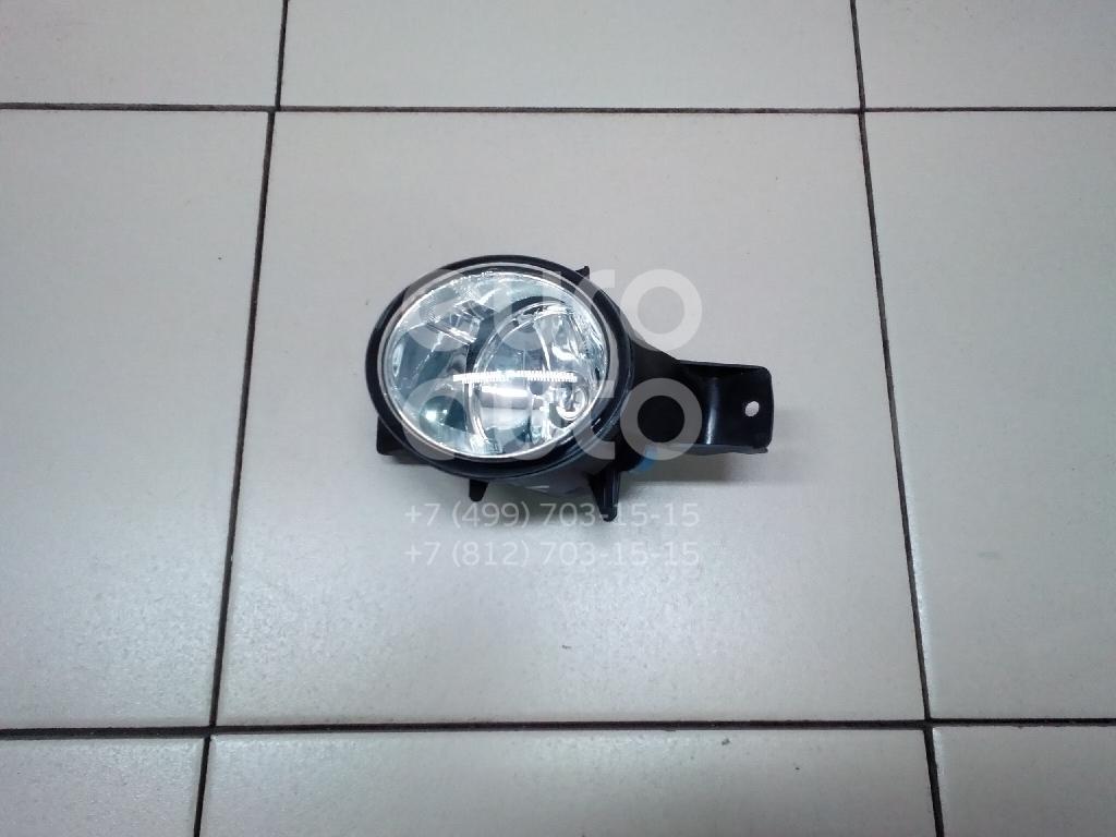 Купить Фара противотуманная левая BMW X6 E71 2008-2014; (63177187631)