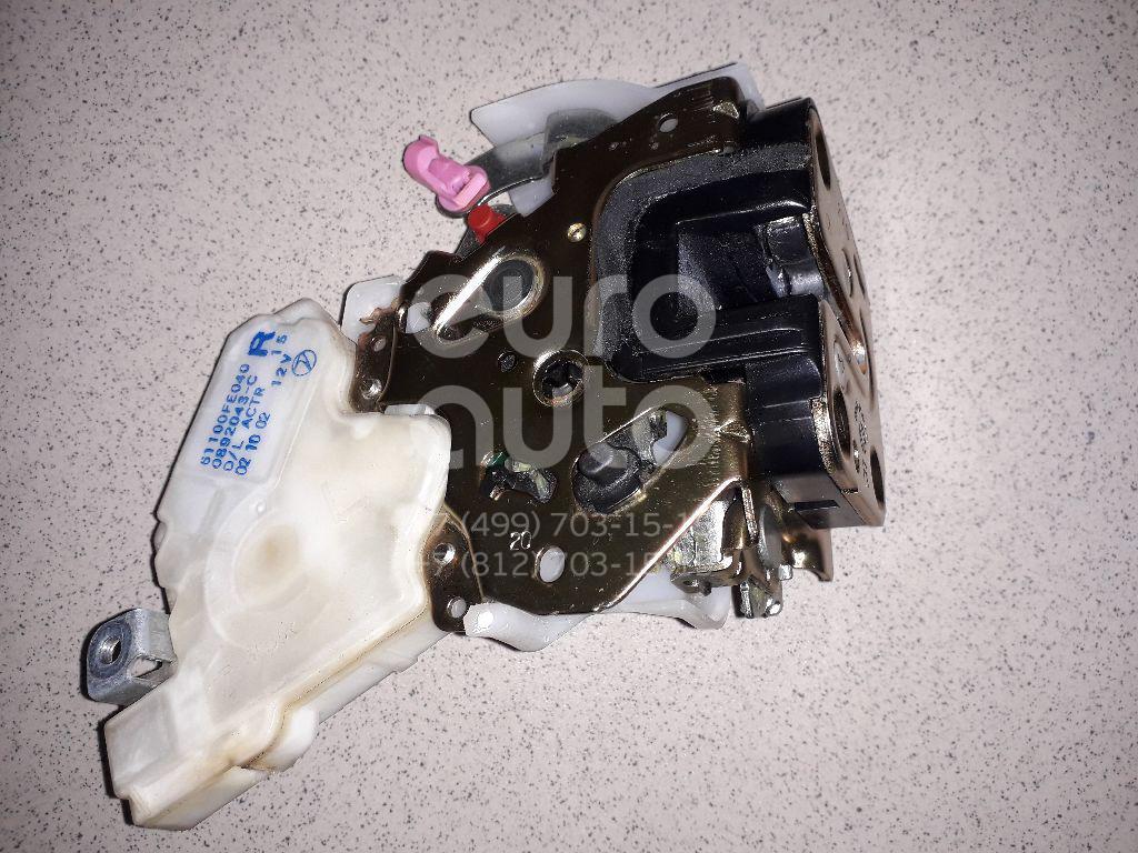 Купить Замок двери задней правой Subaru Impreza (G11) 2000-2007; (61035FE000)