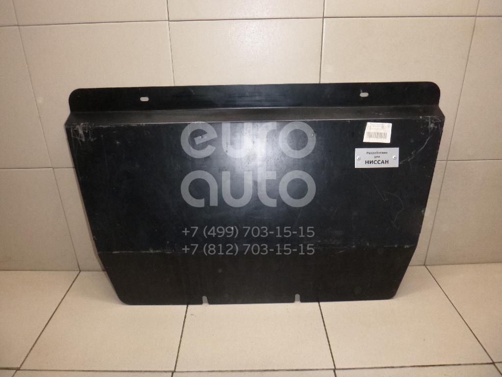 Купить Защита картера Nissan Pathfinder (R51) 2005-2014; (999D40RDT00)