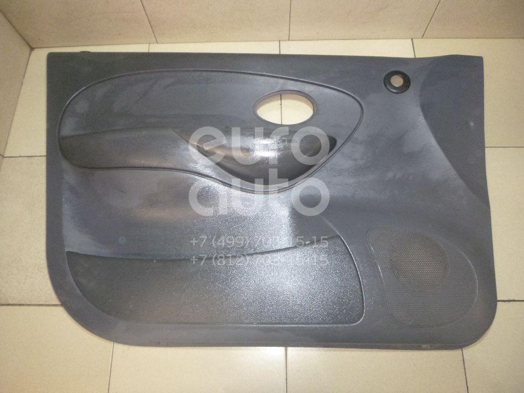 Купить Обшивка двери передней левой Daewoo Matiz (M100/M150) 1998-2015; (96571916)