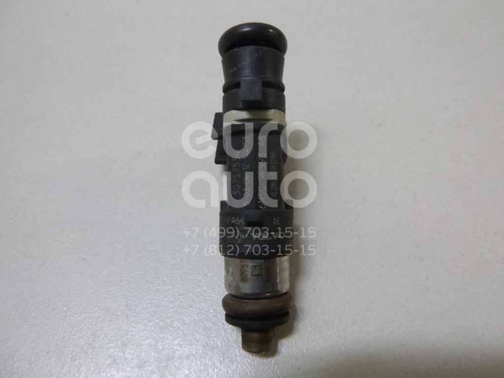 Купить Форсунка инжекторная электрическая Ford Kuga 2008-2012; (6M5G9F593AB)