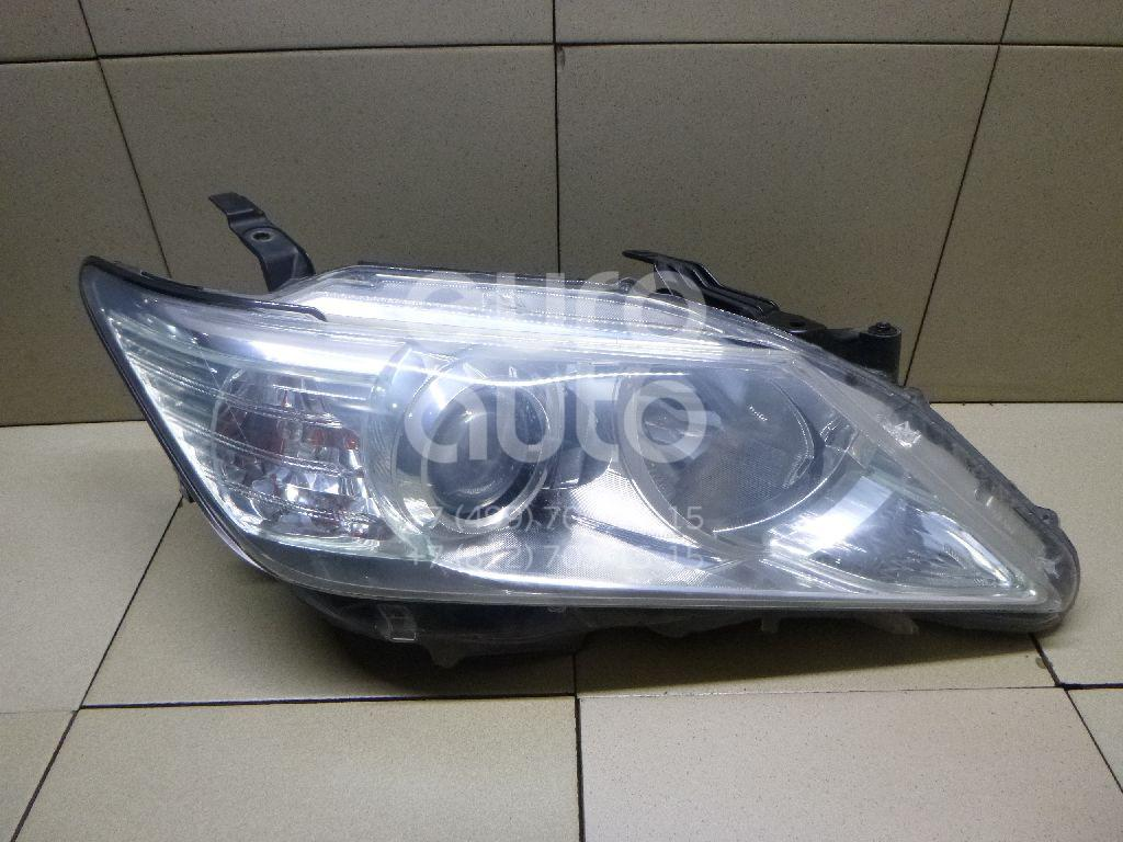 Купить Фара правая Toyota Camry V50 2011-; (8113033840)