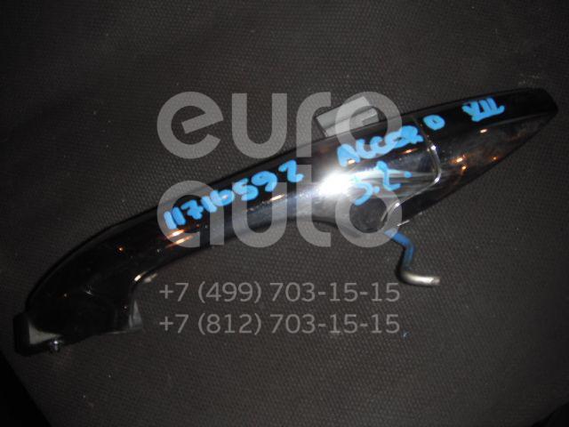 Купить Ручка двери задней наружная левая Honda Accord VII 2003-2008; (72680SEA003)