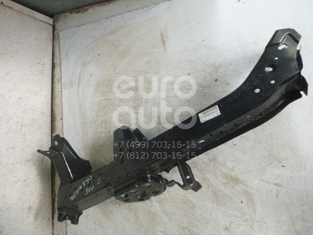 Купить Лонжерон передний левый Subaru Forester (S11) 2002-2007; (51620SA2809P)