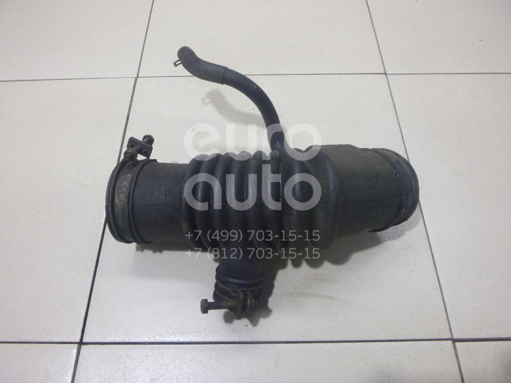 Патрубок воздушного фильтра Hyundai Accent II (+ТАГАЗ) 2000-2012; (2813822652)