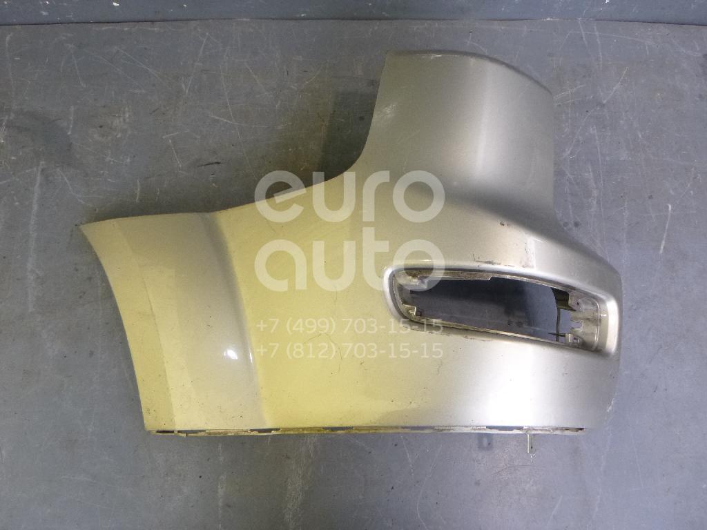 Купить Накладка заднего бампера левая Mitsubishi Outlander XL (CW) 2006-2012; (6410A217YA)